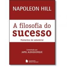 Livro 'A filosofia do sucesso'