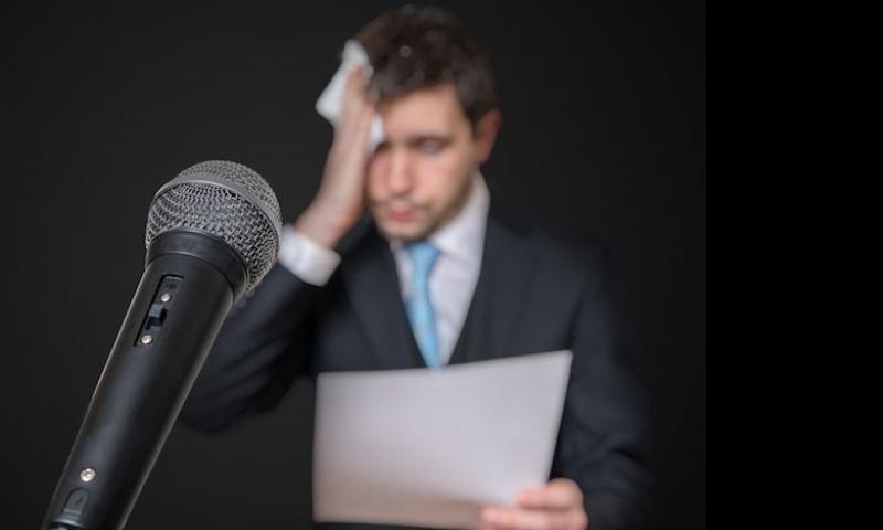 Teste: Você tem medo de falar em Público